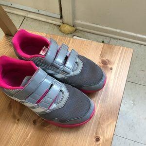 Adidas women athletics shoes size 6